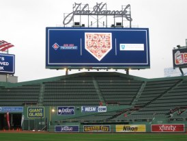 Fenway Park is the site of the 2013 Run to Home Base!