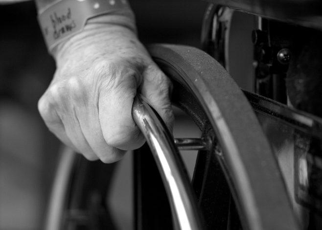 wheelchair depression