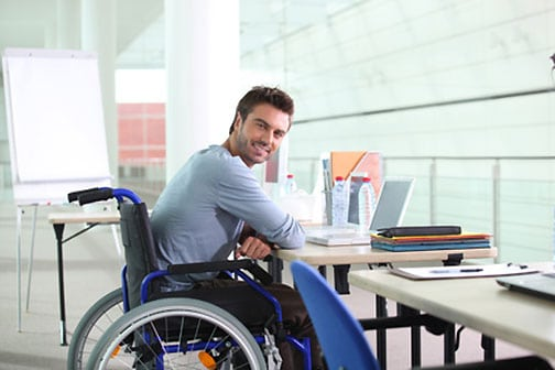 Hop online to find a group of friends who use wheelchairs near you!