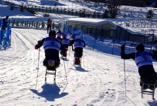 U.S. Paralympics Nordic Program pictured on Jan. 6, 2014. (Photo : Facebook/U.S. Paralympics Nordic Program)