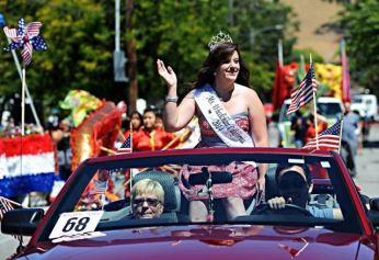 Tiffany Hendrickson (Photo courtesy of Ms. Wheelchair California Inc.)