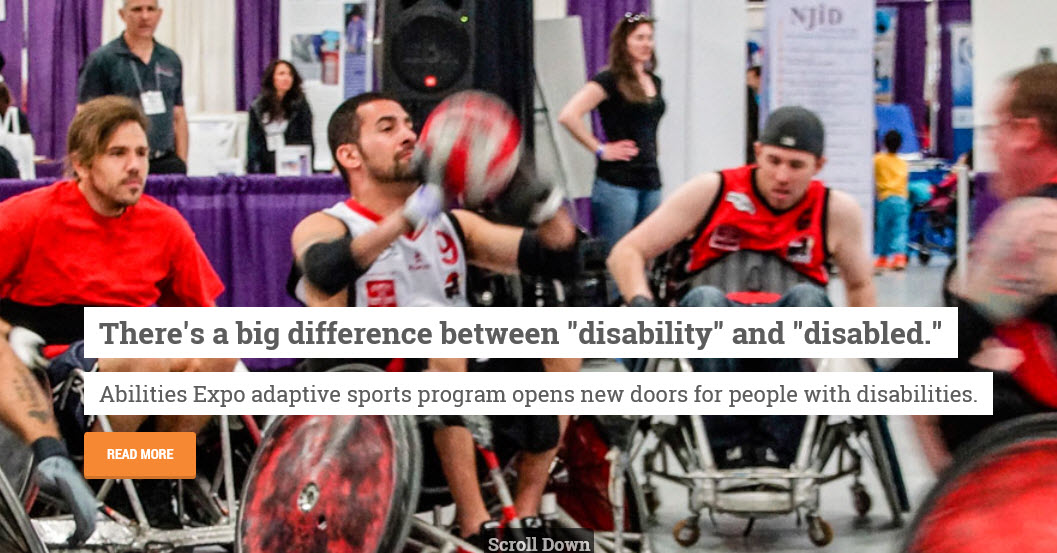 abilities expo sports