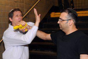 Rabbi Sensei Gary Moskowitz Says Martial Arts Therapy Empowers You - 16