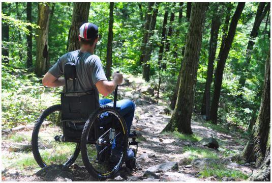 Wheelchair Hiking1