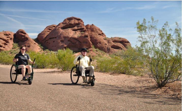 wheelchair hiking 5