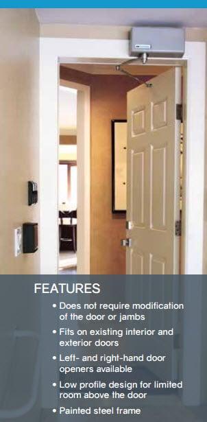 concierge ez-access door opener