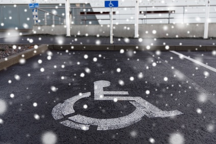 Get ready for winter with these easy tips to prepare your mobility vehicle!