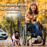 Preparing Your Mobility Vehicle for Winter: 4 Easy Self-Check Items