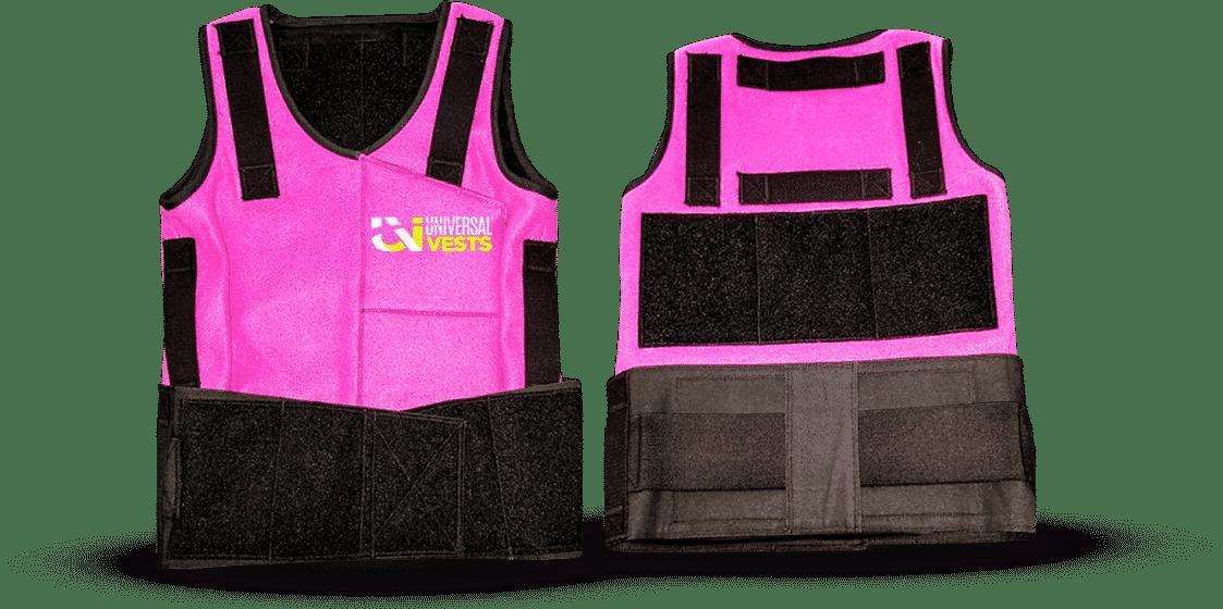 vests-pink