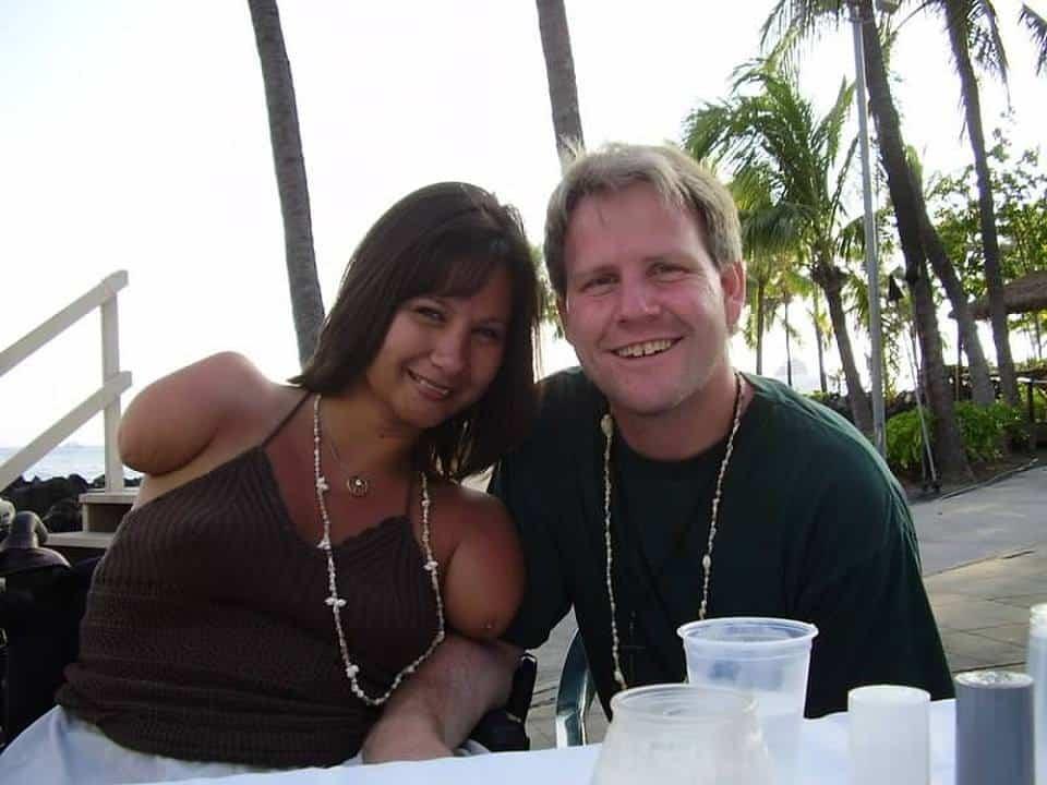 Pauline & Husband