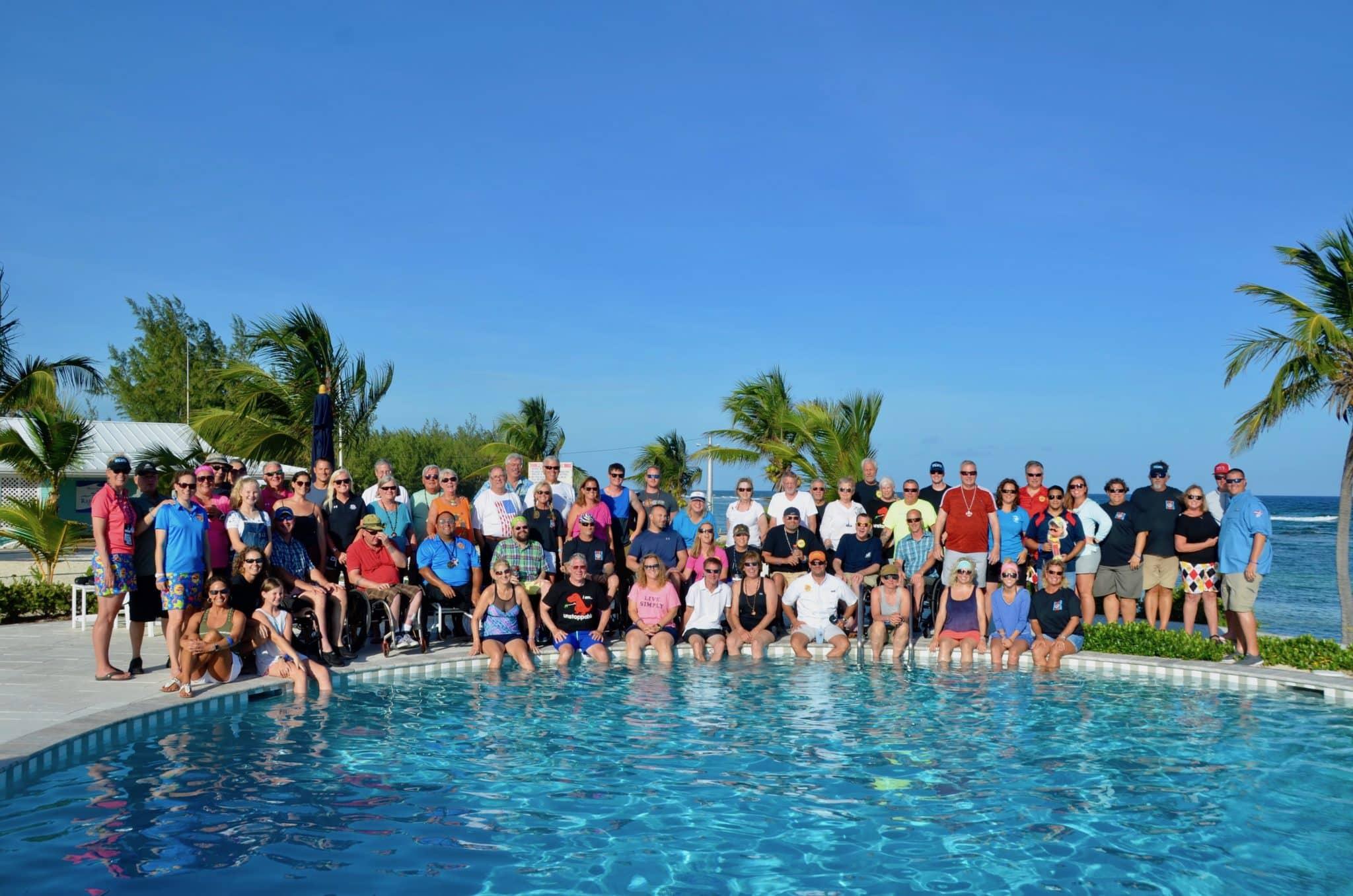Dive Pirates Group Photo